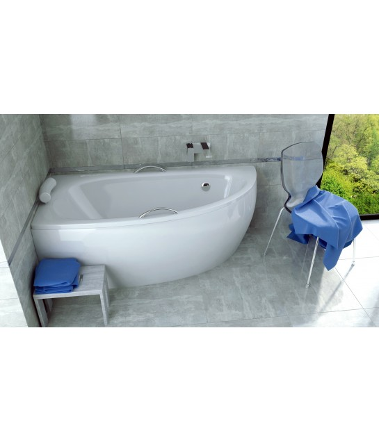ECKBADEWANNE 150X70 LINKS...