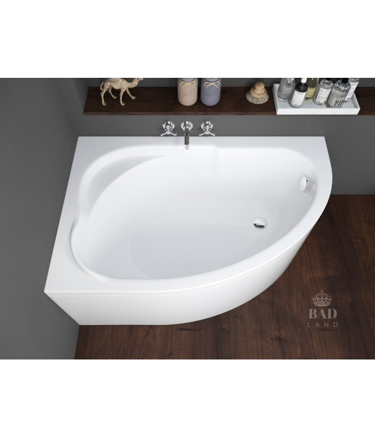 ECKBADEWANNE 130x85  Links...