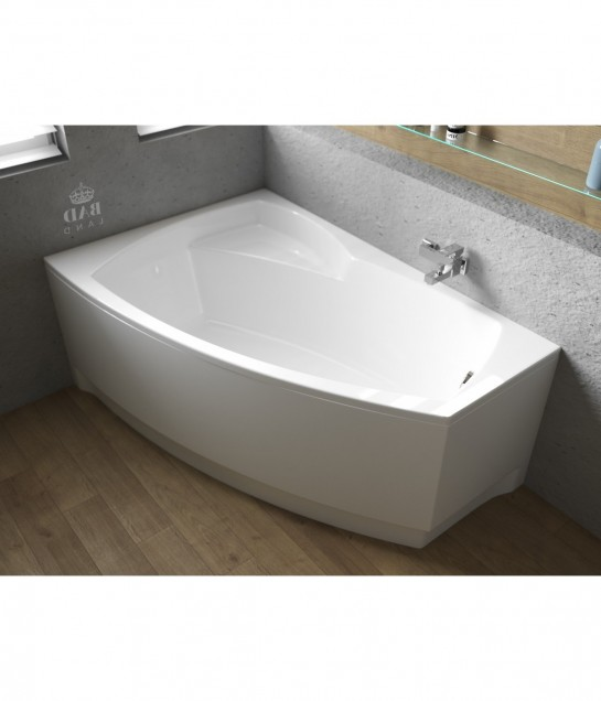 ECKBADEWANNE 150x100 LINKS...